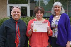 Denise Healy Earns the Social Media Management Certificate