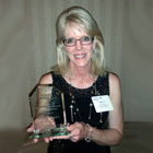 Holly Sullenger NCAPA 2014 Award
