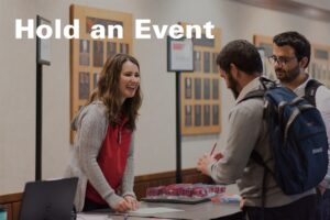 Hold an Event at the McKimmon Center