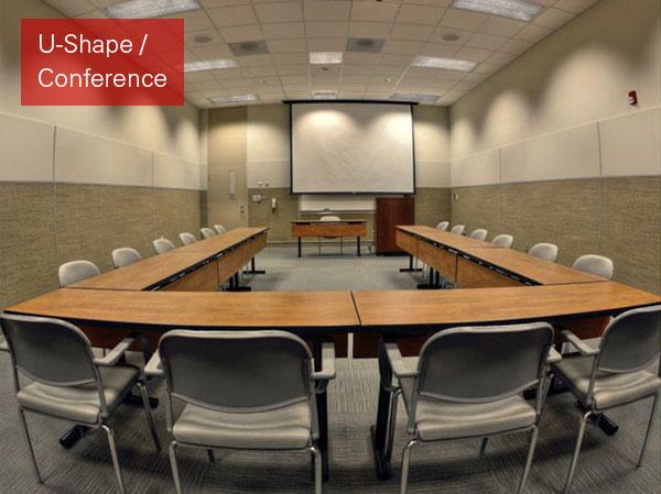 U-Shape / Conference